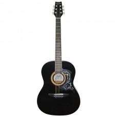Adams CAG-500 BK Гитара акустическая фолк