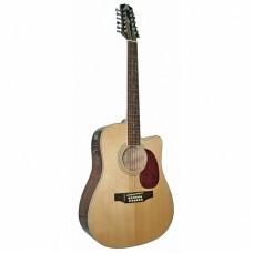 Madeira HW-812 EA Гитара двенадцатиструнная электроакустическая