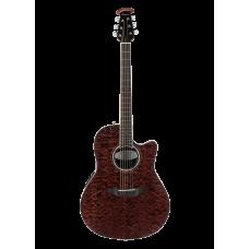 Ovation CS28P-TGE Celebrity Standard/Balladeer Plus Super Shallow Tiger Eye Гитара электроакустическая
