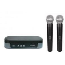 Opus UHF-212HH Радиосистема 2 ручных микрофона