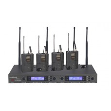 Opus UHF-8420HS Радиосистема 4 головных микрофона