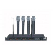 Opus UHF-800HH Радиосистема 4 ручных микрофона