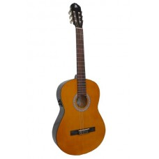Alicante Student NA EQ Гитара классическая электроакустическая