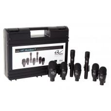 Alpha Audio MIC Drumbox 7 Комплект микрофонов для ударной установки