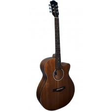 Livingstone WC-8 NS Гитара акустическая с вырезом (cutaway)