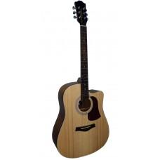 Livingstone WC-9 NA Гитара акустическая c вырезом